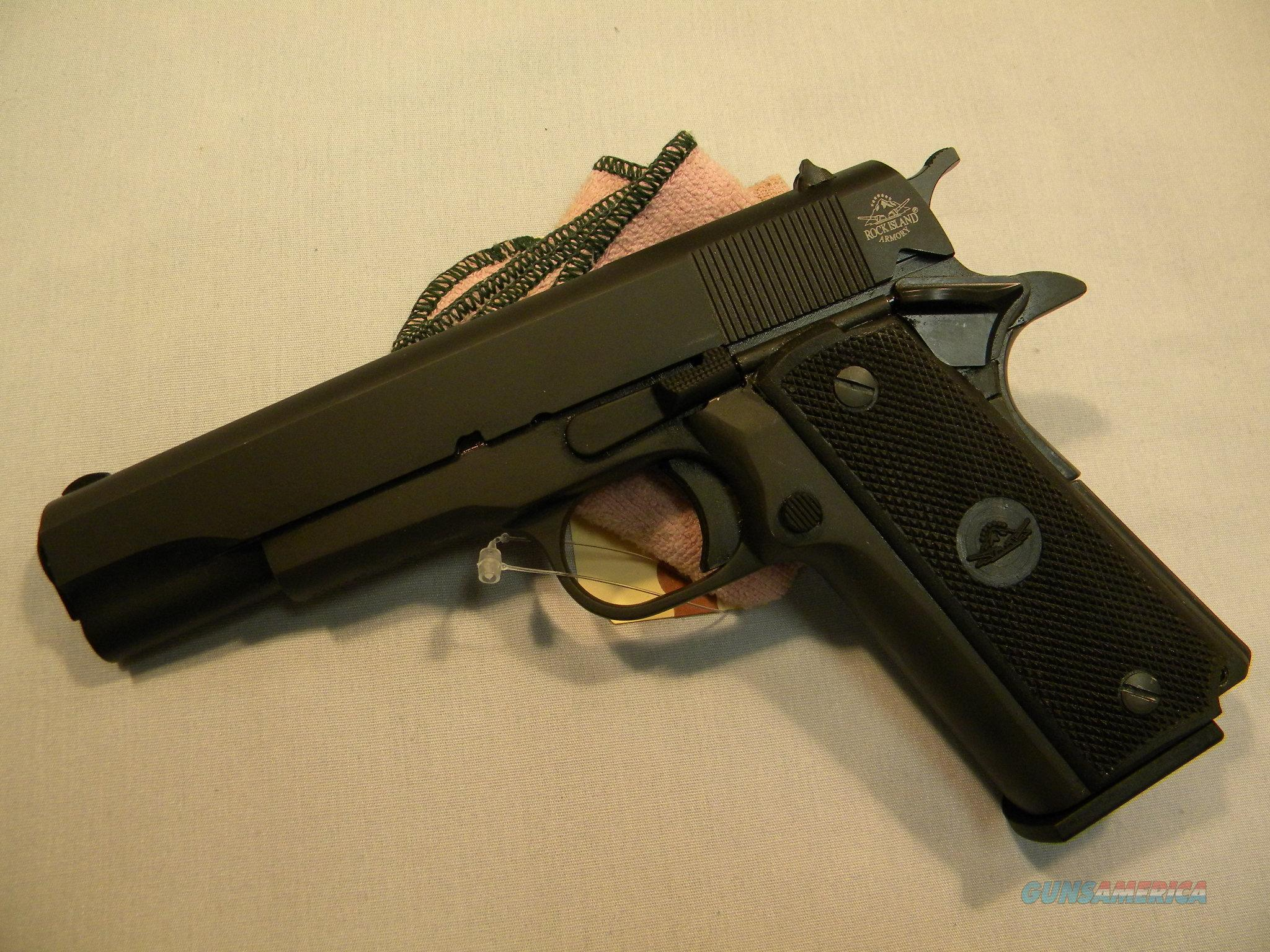 Rock Island Armory 1911 A2 Fs Hi Cap 45 For Sale