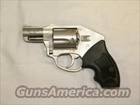 "Charter Arms ""Off Duty"", .38 Spl, Stainless Hammerless"