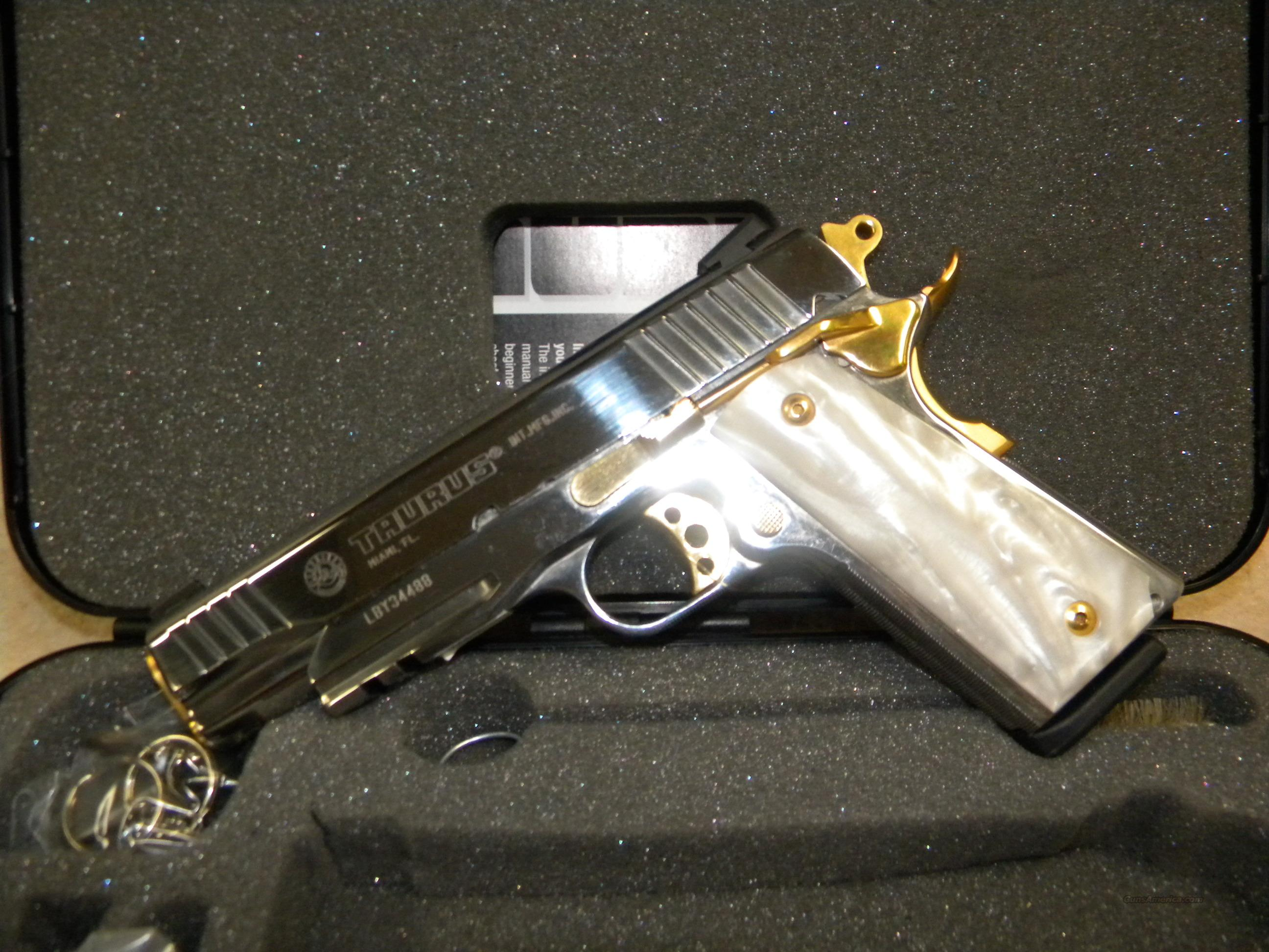 taurus pt1911ar 38 super special edition for sale