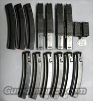 30-Round Mags For H&K MP5 9mm, With Mag Couplers