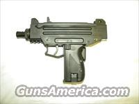 I.W.I. Uzi Pistol, .22 LR, Made In Germany By Walter