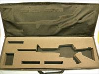Bulldog Fitted Case For AR-15 With Adjustable Stock