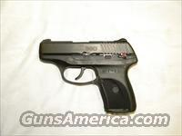 Ruger LC380, .380 ACP