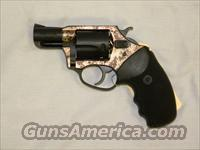 Charter Arms 'Panther', .38 Special, Camo