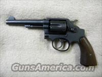 Smith & Wesson 'Victory' Model 10, .38 S&W