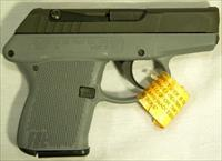 Kel-Tec P3AT, .380 ACP Semi-Automatic Pistol, Parkerized Slide, Grey Polymer Frame, New In Box