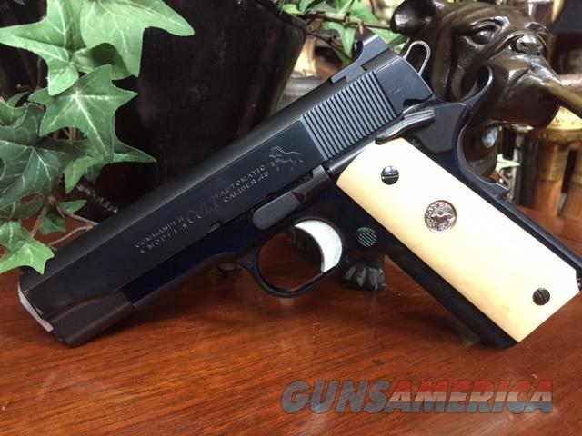 Ted Yost Custom Colt Commander