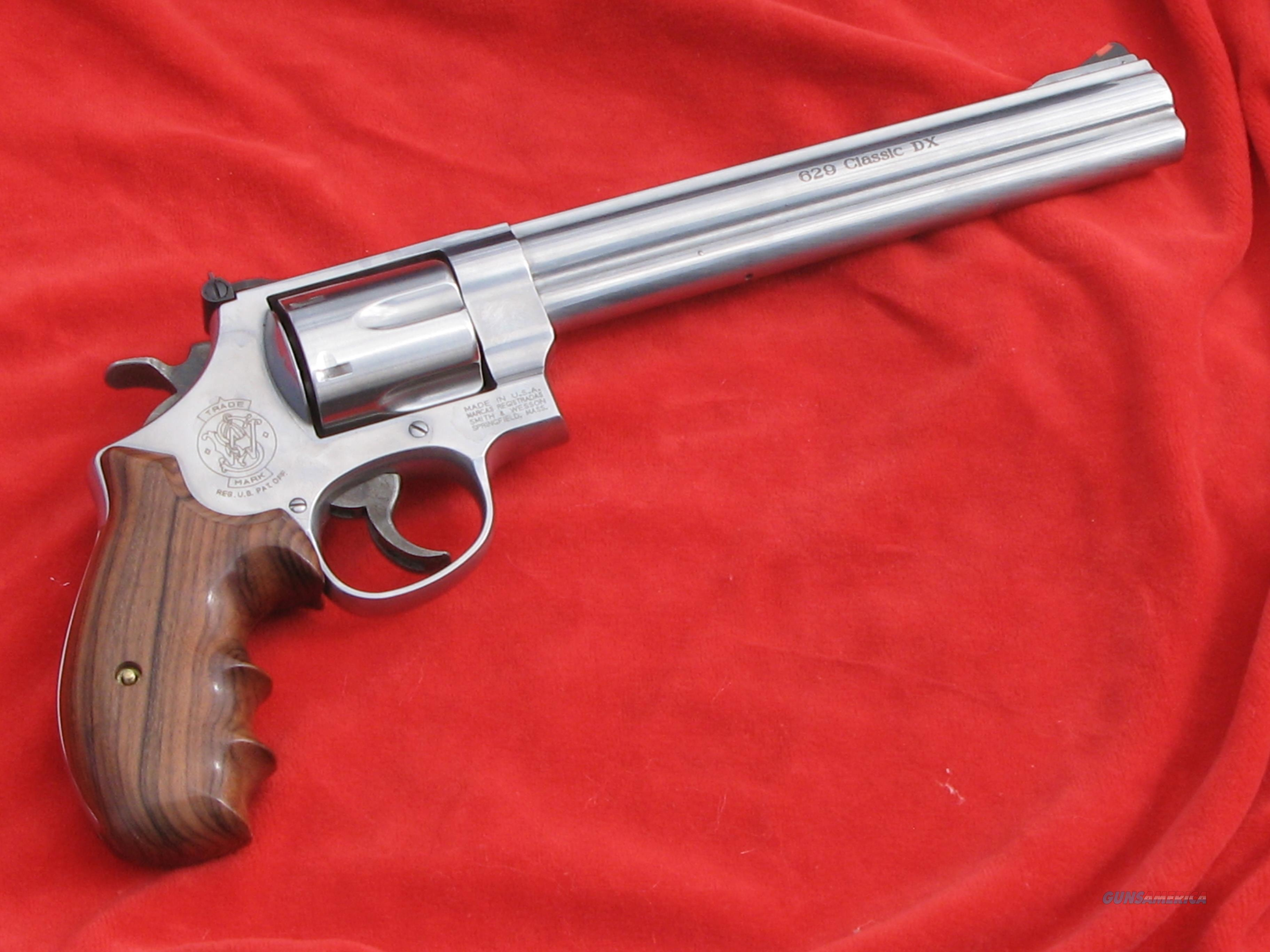 SMITH AND WESSON 44 MAGNUM MOD. 629 CLASSIC DX ... for sale