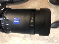 ZEISS Conquest V6 3-18x50 30mm tube, reticle 94