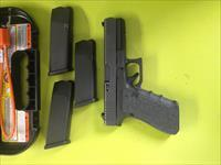 Glock 20 Gen 4 10mm with upgrades