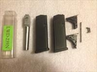 Glock 23 .40S&W to 9mm conversion kit