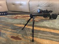 Tikka T3 Tactical .223 Rem. w/ Leupold Scope & Muzzle Brake/ Harris Bipod
