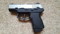 TAURUS MILLENNIUM PT-111-SS 9MM.LUGER, DAO STAINLESS STEEL, TWO-TONE HANDGUN