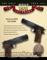 Colt Tier III 1911 FREE SHIPPING Anniversay
