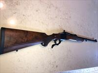 Ruger No. 1 .45-70 EXCELLENT CONDITION, BEAUTIFUL WOOD, PEEP SIGHT, FREE SCOPE RINGS