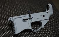 X-Werks Seekins SP223 Billet Lwr Battleship Grey