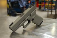 Glock 23 G4 .40S&W Grey TFO Night Sights X-Werks