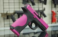 X-Werks Smith M&P 9 Armor Black Rasberry Pink