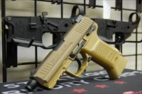 X-Werks HK45 Compact Tactical HK45CT w/NS BBronze RAL8000