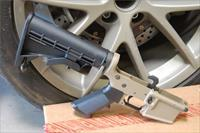 X-Werks Magpul FDE DPMS AP4 Complete Lower AR15