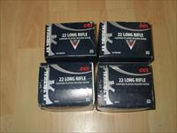 CCI AR Tactical Ammo 22 Long Rifle 40 Gr 1500 rds