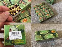 Ci Ammo, .22 LR, 40 grain, Round Nose, 500 Rounds
