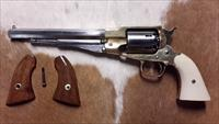 1858 Remington Revolver. Pristine With Holster/extra grips