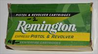 Remington, 38 Special