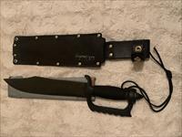 Signed EDMF knife