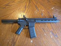"Radical Firearms AR15 AR 15 10.5"" 5.56/223 Pistol Anderson Lower/Radical Firearms Upper Like New M-Lok Aluminum Hand Guard 30 Rd Flip Up Iron Sites Flat Top Rail Optics Ready Nickel Boron Trigger FREE LAYAWAY!!"