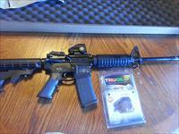 S&W M&P 15 AR15 AR 15 Sport II 5.56/223 with RED DOT SIGHT, and IRON SIGHTS,NIB, SALE!!!