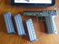 Keltec Kel Tec PMR 30 Green 22 Mag (3) 30 rd mags Like New in Box Fiber Optic Sight