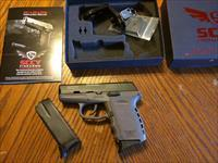 SCCY CPX 2 9mm 2 10 round mags NIB Flat Dark Earth and black great concealed carry