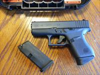 Glock 43  9mm single stack, NIB