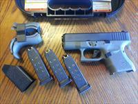 Glock 26 Gen 4, 9mm OD GREEN 3 Mags NIB FREE LAYAWAY  Concealed Carry ON SALE!!