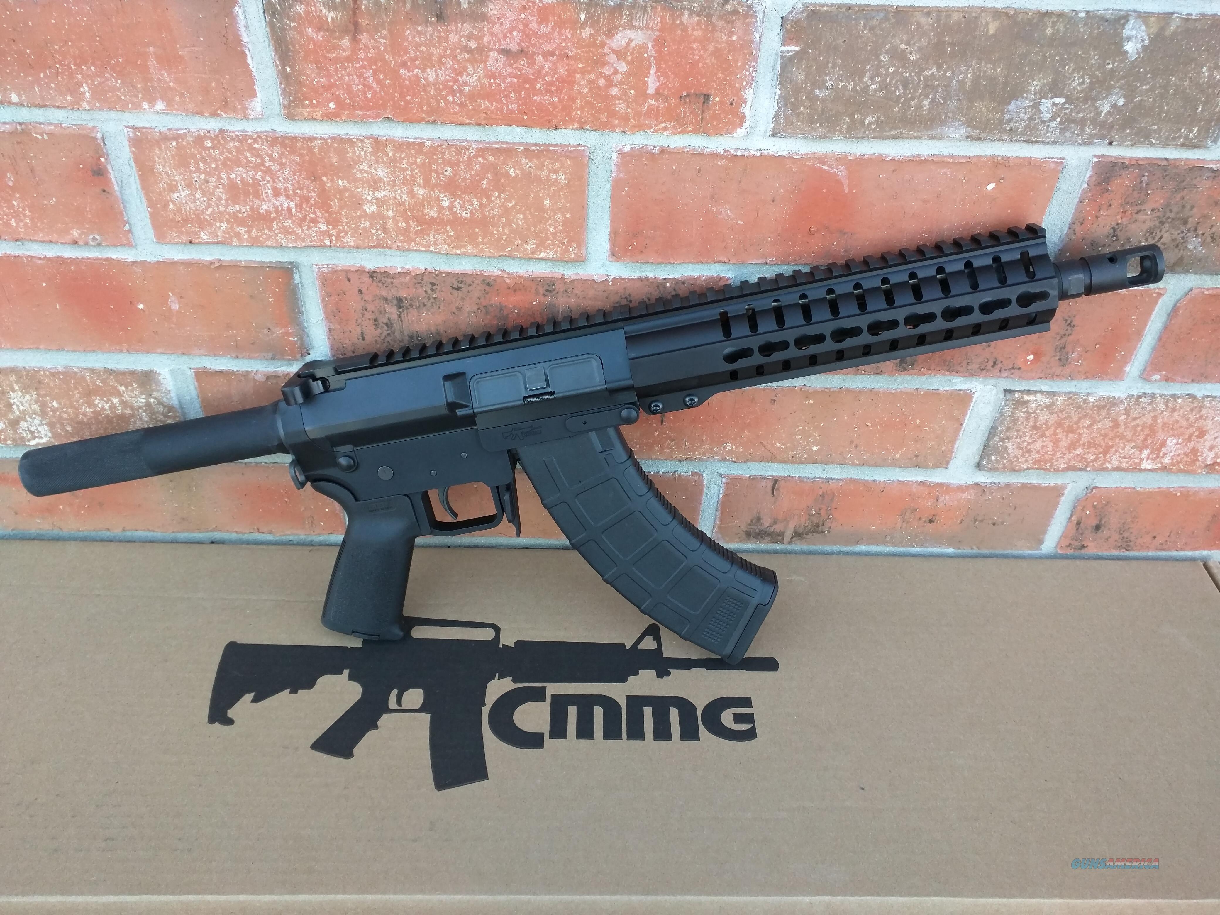 CMMG MK 47 MUTANT AR 15 AR15 Pistol 10