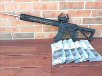 Radical Firearms AR15 AR 15 6.5 Grendel NEW, PSA Lower Magpul Stock and Grip,TruGlo Red Dot,  ALL BRAND NEW (7) 28 Rd Mags 20