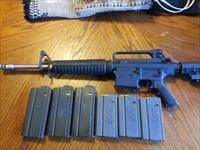 "Armalite AR10 A2B, PRE FORWARD ASSIST, .308/7.62 Collectable, Stainless, 16"" Carbine, 6 Mags"