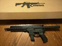 "CMMG GUARD AR 15 AR15 Pistol 45 ACP 8"" NEW MODEL!! Takes Glock Mags RADIAL DELAYED BLOWBACK Billet Aluminum NIB FREE LAYAWAY"