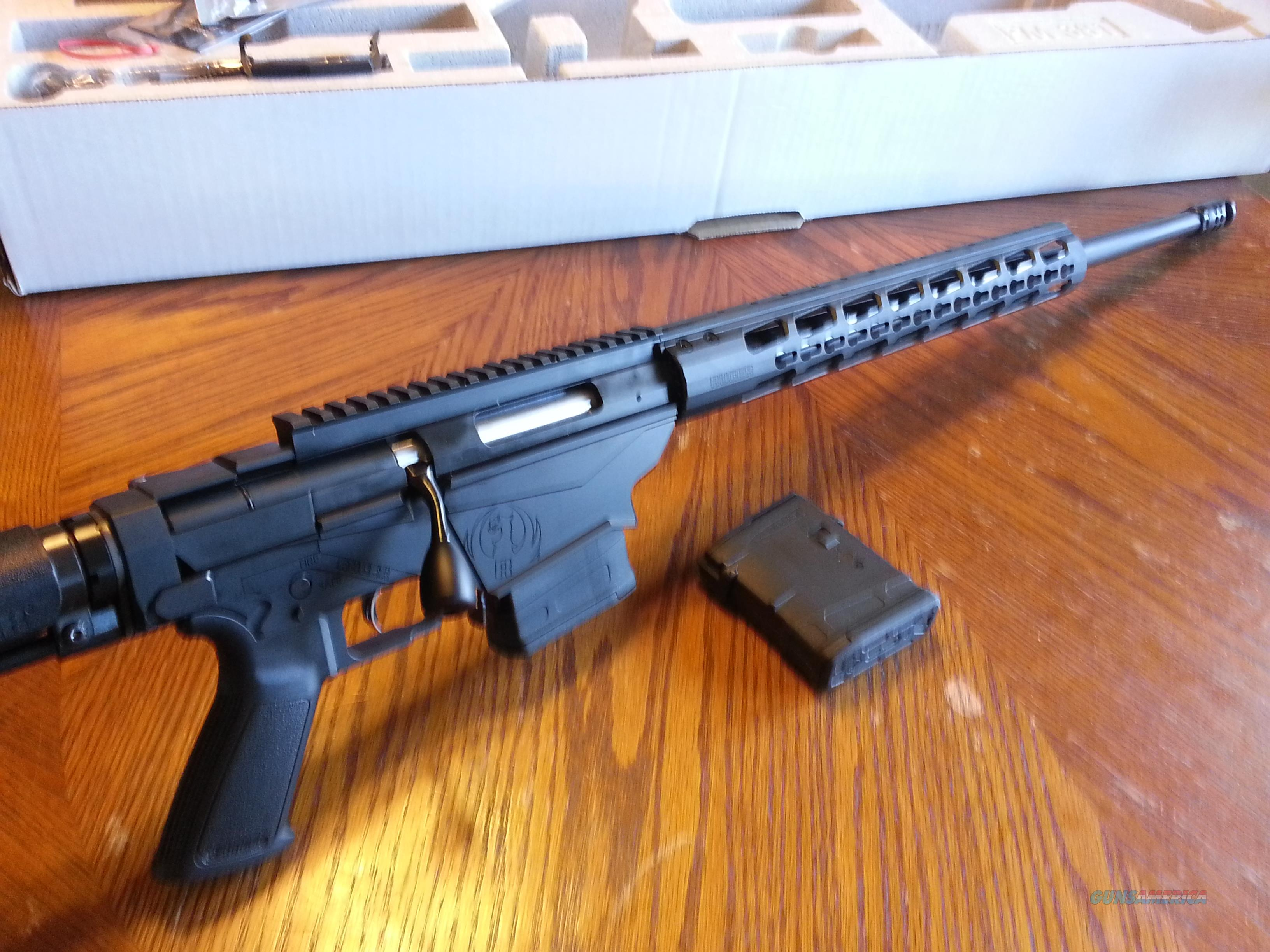 Ruger Precision 6 5 Creedmoor NIB Long Range Al    for sale