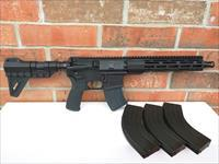 "Radical Firearms AR15 AR 15 Pistol AK47 Caliber 7.62x39, 10.5"" Barrel 4 total mags 1-20 rd 3-30 rd. mags Trinity Force Pistol Blade New In Box FREE LAYAWAY!!"