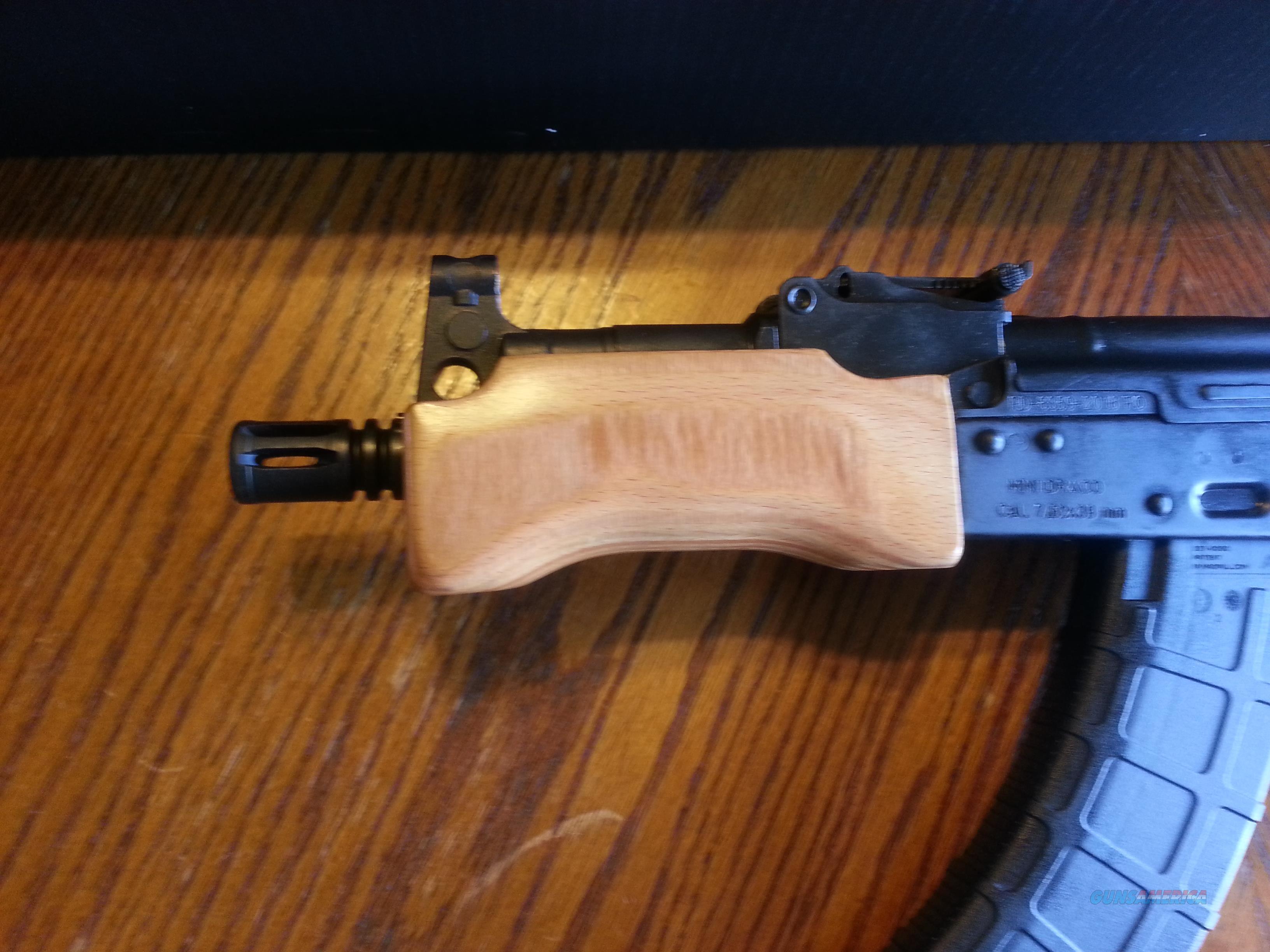 CI Century Arms MINI DRACO AK 47 Pistol 7 62x39 NIB 30 Round