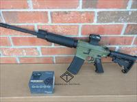 "ATI American Tactical AR15 AR 15 5.56/223 SIG SAUER Romeo 5 Red Dot COMBO  SALE!! Omni Maxx Hybrid BATTLE FIELD GREEN Limited Edition 16"" Carbine Reinforced Polymer Upper and Lower 30 Rd FREE LAYAWAY!!"