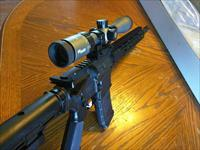 "Radical Firearms AR15 AR 15 300AAC Blackout 16"" Sig Whiskey 3 Illuminated 3-9x40 Scope Combo Deal All New In Box"