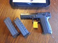 Keltec Kel Tec PMR 30 PMR30 Sniper Gray 22 Mag (2) 30 Rd Mags NIB HARD TO GET Fiber Optic Sights New Improved Model