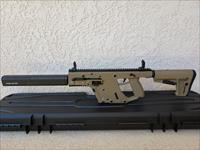 "KRISS VECTOR AR15 AR 15 Type Rifle CRB G2 9MM 16"" 17RD Takes Glock Mags M4 STOCK FDE, Flip Up Sights, New In Box"