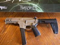 CMMG BANSHEE GUARD AR 15 AR15 Pistol 9mm 5