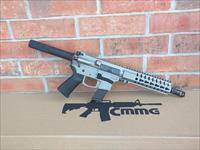 "CMMG GUARD AR 15 AR15 TITANIUM Finish Pistol 45 ACP 8"" NEW MODEL!! Takes Glock Mags RADIAL DELAYED BLOWBACK Billet Aluminum NIB FREE LAYAWAY"