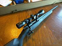 "Mossberg Patriot Super Bantam 7mm-08 With Factory 3-9 x 40 Scope 20"" Barrel 5 Rd Mag Adj. Trigger Free Layaway"
