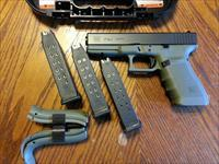 Glock 21 45ACP Gen 4 BFG Battle Field Green NIB (3) 13 rd. Mags